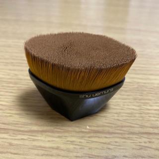 シュウウエムラ(shu uemura)のシュウウエムラ ペダル 55  ファンデーションブラシ(ブラシ・チップ)