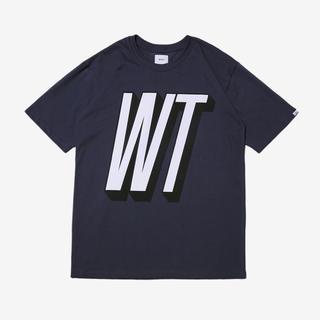 ダブルタップス(W)taps)のTIMES(Tシャツ/カットソー(半袖/袖なし))