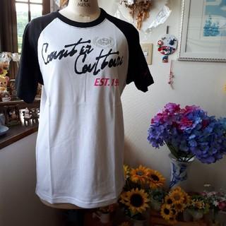カウンターカルチャー(Counter Culture)の新品⭐COUNTER CULTURE カウンターカルチャー⭐ホワイト/メンズL(Tシャツ/カットソー(半袖/袖なし))