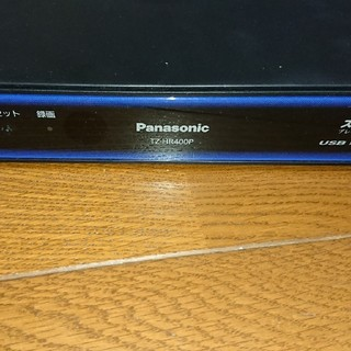 Panasonic - スカパー チューナー TZ-HR400P