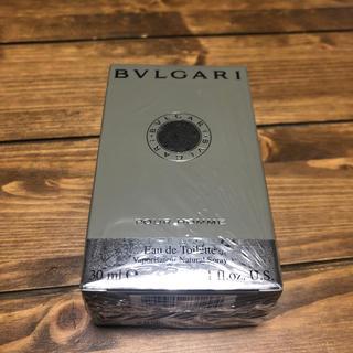 ブルガリ(BVLGARI)のブルガリ プールオム 30ml(ユニセックス)