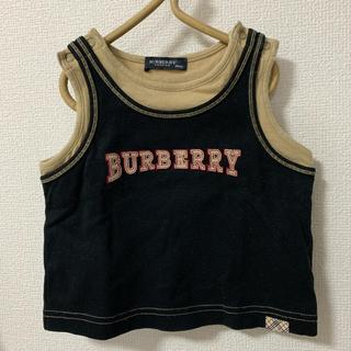 BURBERRY - バーバリー♡タンクトップ
