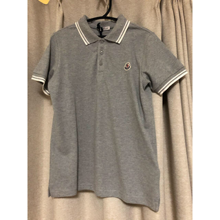 モンクレール(MONCLER)の新品 MONCLER モンクレール ポロシャツ Tシャツ 12A 152cm以下(Tシャツ/カットソー)