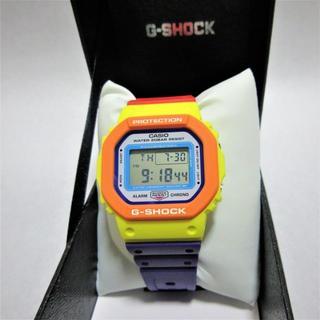ジーショック(G-SHOCK)のG-SHOCK DW-5610DN-9JF サイケデリック マルチ カラーズ(腕時計(デジタル))