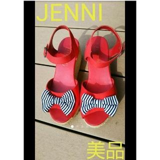 ジェニィ(JENNI)のJENNI☆女の子 厚底サンダル(サンダル)