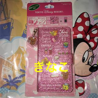 ディズニー(Disney)のディズニー パークフード スマートフォンケース TDR(モバイルケース/カバー)