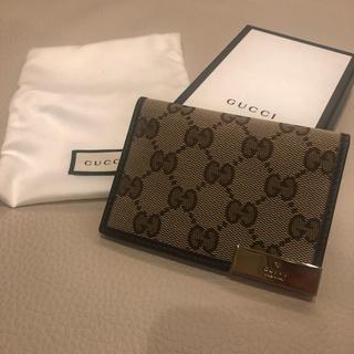 グッチ(Gucci)のGUCCI グッチ カードケース パスケース(名刺入れ/定期入れ)