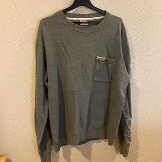 コーエン(coen)のGoodwear スウェットシャツ ポッケ付き Mサイズ(スウェット)