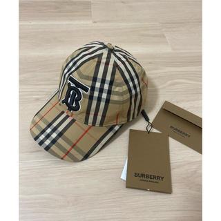 バーバリー(BURBERRY)のBURBERRY バーバリー ベースボールキャップ 帽子(キャップ)