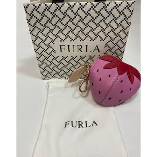 フルラ(Furla)のFURLA  いちごのチャーム(チャーム)