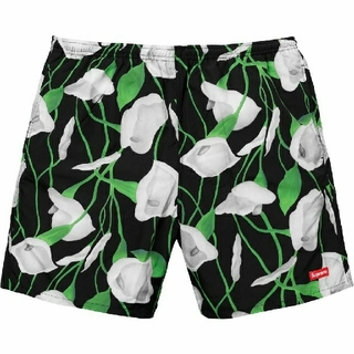 シュプリーム(Supreme)のSupreme Nylon Water Short lily ユリ(水着)