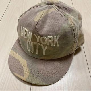 ビームス(BEAMS)の迷彩 キャップ 帽子(キャップ)