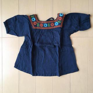 レディーアップルシード(REDDY APPLESEED)のREDDY APPLESEED チュニック 90(Tシャツ/カットソー)