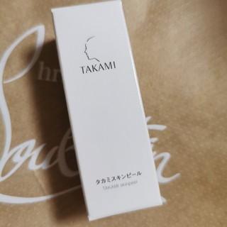 TAKAMI タカミ スキンピール 10mlトライアルサイズ(美容液)