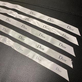 クリスチャンディオール(Christian Dior)のDior リボン 5本セット(各種パーツ)