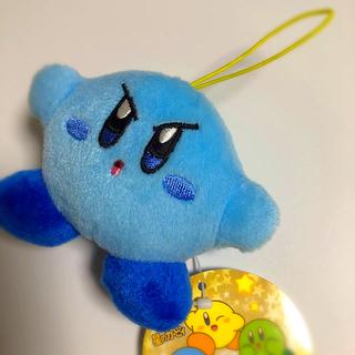 星のカービィ ブルー マスコット(キャラクターグッズ)