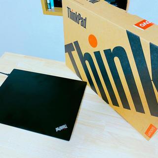 マイクロソフト(Microsoft)のフルスペック Thinkpad E495 メモリ12G SSD 1TB(ノートPC)