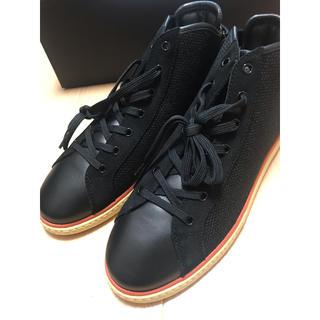 ドルチェアンドガッバーナ(DOLCE&GABBANA)のドルガバ 革靴(スニーカー)