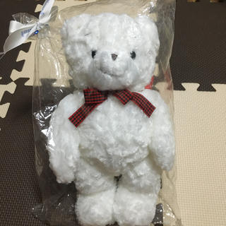 ファミリア(familiar)の新品!ファミリア♡ファミリアベアー(小)(ぬいぐるみ/人形)
