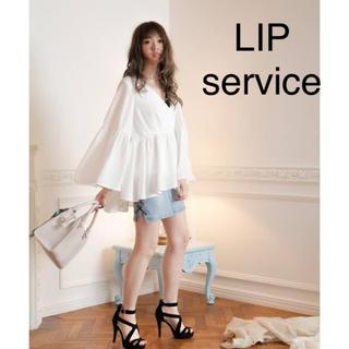 リップサービス(LIP SERVICE)のLIP service (チュニック)