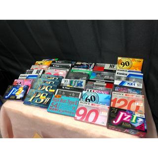 ソニー(SONY)の34本 未使用品 カセット テープ ラジオ CD(ラジオ)