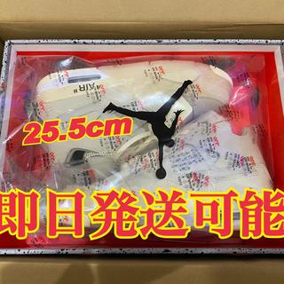 ナイキ(NIKE)の[限定品]Off-White × NIKE AIR JORDAN 25.5cm(スニーカー)
