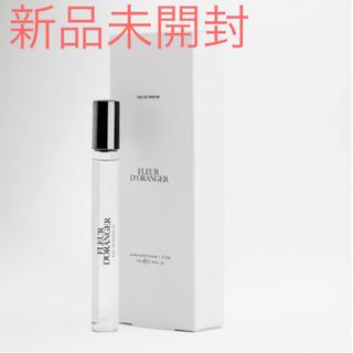 ZARA - 新品未使用 ZARA fleur d'oranger 香水