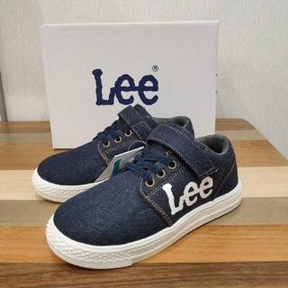 リー(Lee)のLee 子供靴 (新品未使用)(スニーカー)