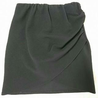 ダチュラ(DaTuRa)のDaTuRaミニスカート黒(ミニスカート)