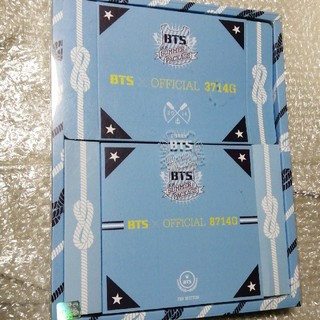 BTS 防弾少年団 2014 サマパケ(アイドルグッズ)