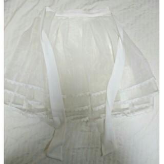 EmiriaWiz - [新品未使用]Emiria Wizエアリーティアードスカート