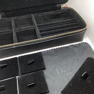 ディオール(Dior)のDIOR ジュエリーボックス(小物入れ)