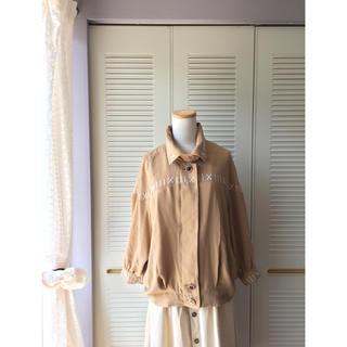 サンタモニカ(Santa Monica)の古着 ヴィンテージ   薄手 ジャケット ブルゾン レトロ ビンテージ  (ブルゾン)