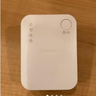 バッファロー(Buffalo)のバッファロー WEX-733DHP/N 無線LAN中継機(PC周辺機器)