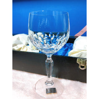 タカシマヤ(髙島屋)のレア ヴィンテージ SPIEGELAU シュピゲラウ ワイングラス 6客 (グラス/カップ)