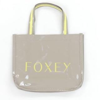 フォクシー(FOXEY)のFOXEY エナメルミニハンドバッグ 新品(ハンドバッグ)