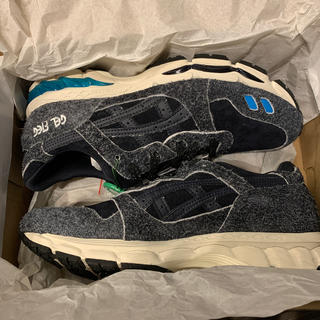 アシックス(asics)のasics gel lyte 3.1 super blue kith us9(スニーカー)