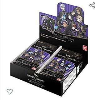ディズニー(Disney)の【1BOX】ツイステッドワンダーランド メタルカードコレクション2パックver.(Box/デッキ/パック)