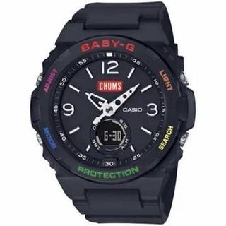 ベビージー(Baby-G)の新品未使用 CHUMS Baby-G BGA-260CH-1AJR 国内正規品(腕時計)