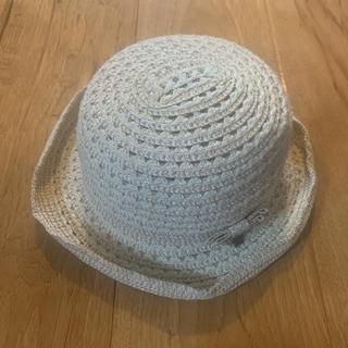 アナスイミニ(ANNA SUI mini)のアナスイミニ 麦わら帽子 女の子 帽子(帽子)