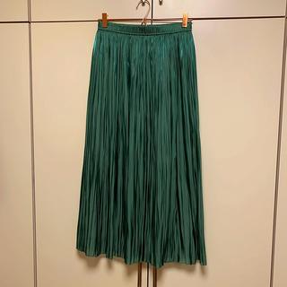 フレームワーク(FRAMeWORK)のFRAMeWORK プリーツロングスカート(ロングスカート)