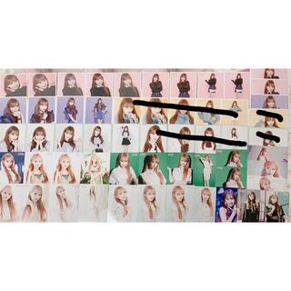 エイチケーティーフォーティーエイト(HKT48)のIZ*ONE チェウォン 生写真(K-POP/アジア)