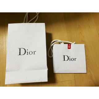 ディオール(Dior)のDiro紙袋(ショップ袋)