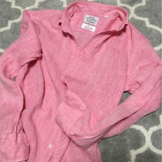 ユナイテッドアローズ(UNITED ARROWS)のユナイテッドアローズ シャツ ピンク(シャツ)