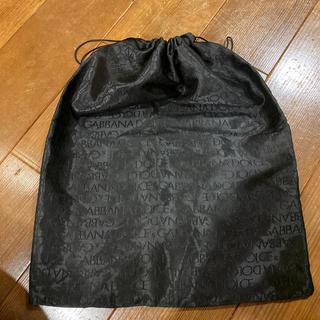 ドルチェアンドガッバーナ(DOLCE&GABBANA)のドルガバ ドルチェ&ガッバーナ 巾着(ポーチ)