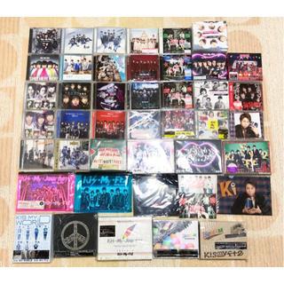 キスマイフットツー(Kis-My-Ft2)のキスマイ♡CD+DVD+Blu-ray(アイドル)