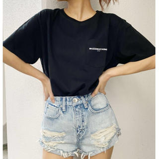 ジェイダ(GYDA)の【gyda】Tシャツ ロゴTシャツ(Tシャツ/カットソー(半袖/袖なし))