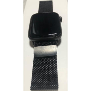 アップルウォッチ シリーズ5 ミラネーゼループ 44mm(腕時計(デジタル))