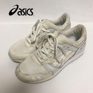 アシックス(asics)のアシックス ASICS スニーカー メンズ ホワイト 26.5cm(スニーカー)