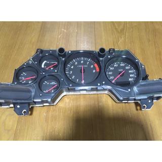 マツダ(マツダ)のRX-7 FD3S 5型 純正メーター アッセンブリー (車種別パーツ)